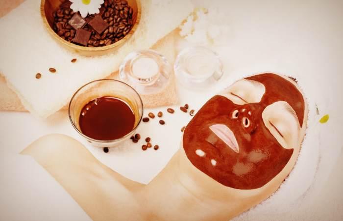 Как приготовить шоколадную маску для лица