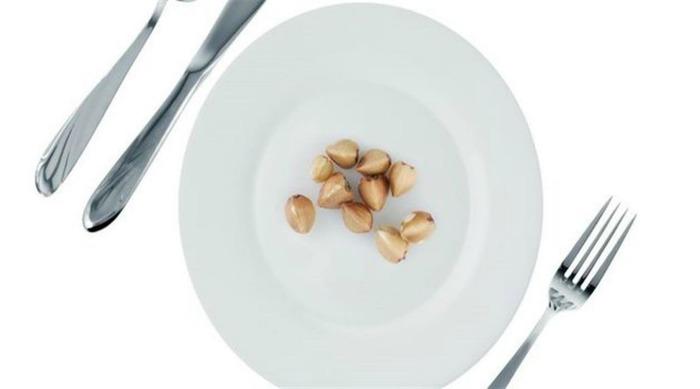 Гречка при похудении