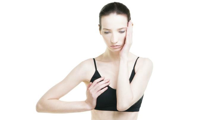 Мастопатия груди - симптомы, причины