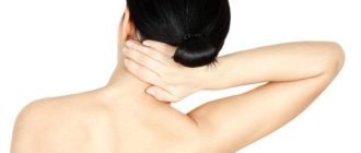 Остеохондроз шейного отдела - симптомы