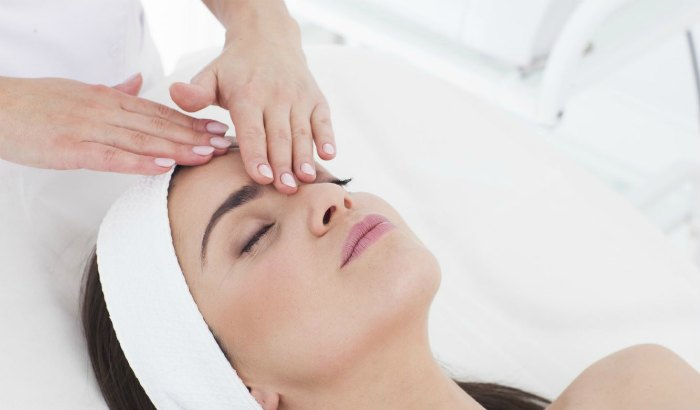 Биостимулирующий массаж лица