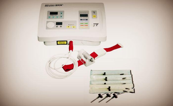 Аппарат для чистки крови МАТРИКС-ВЛОК