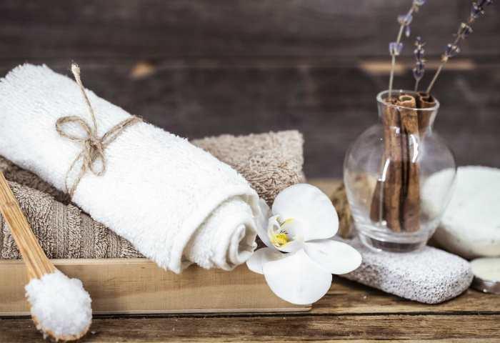 Косметические процедуры из соли