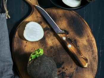 Рецепты из чёрной редьки в народной медицине