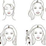 Буффант (Bouffant)- прикорневой объём волос