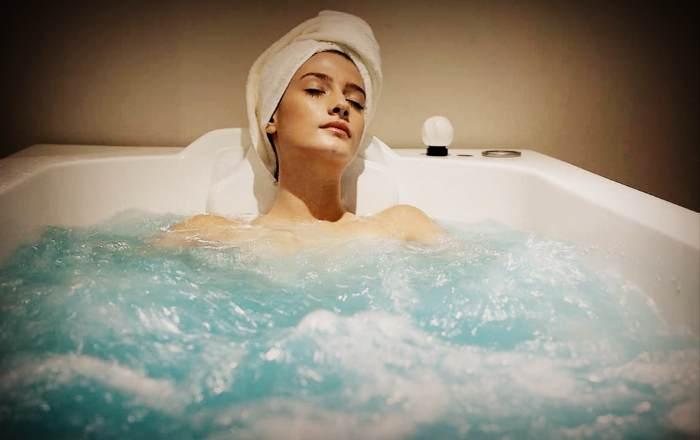 Показание к применению бишофитовых ванн
