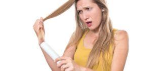 Как восстановить соженные волосы на голове