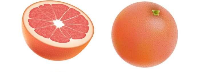 Польза грейпфрута для организма женщины