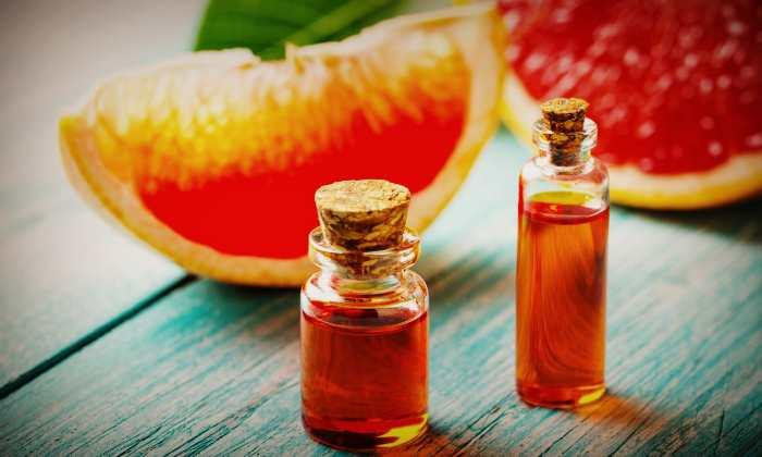 Эфирное масло из грейпфрута в косметических целях