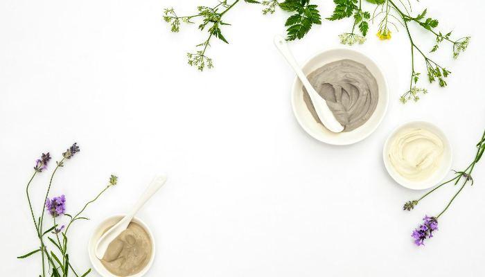 Ингредиенты для отшелушивающей маски