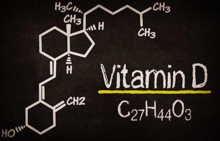 Формула витамина D3