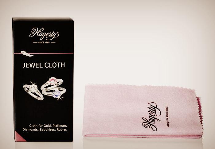 """Салфетки для ювелирных изделий """"Jewel Cloth"""""""