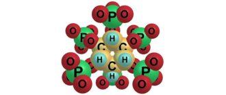 Формула фитиновой кислоты