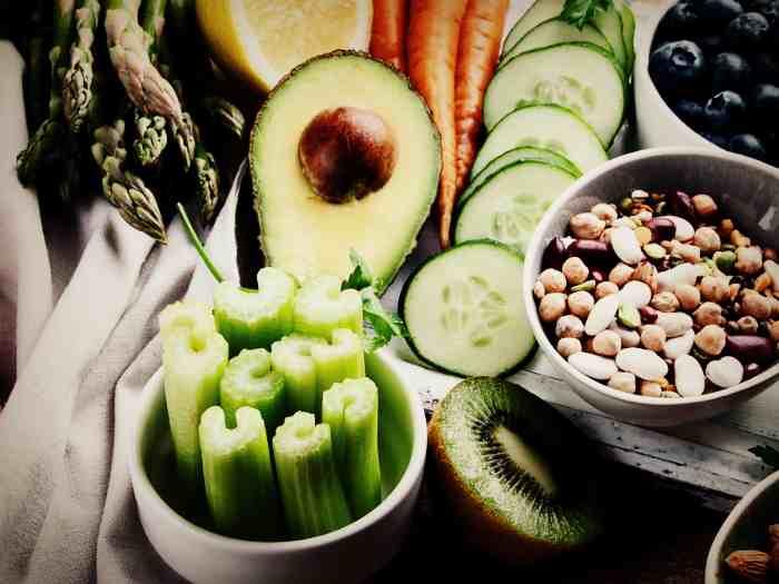 Щелочные продукты для организма