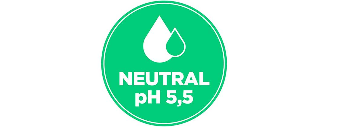 Нейтральный PH 5,5