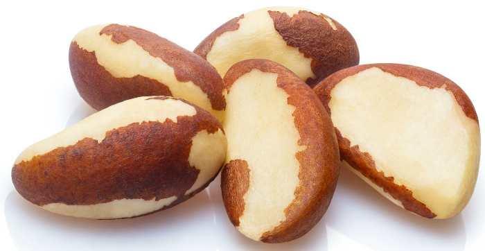 Бразильский орех - источник селена