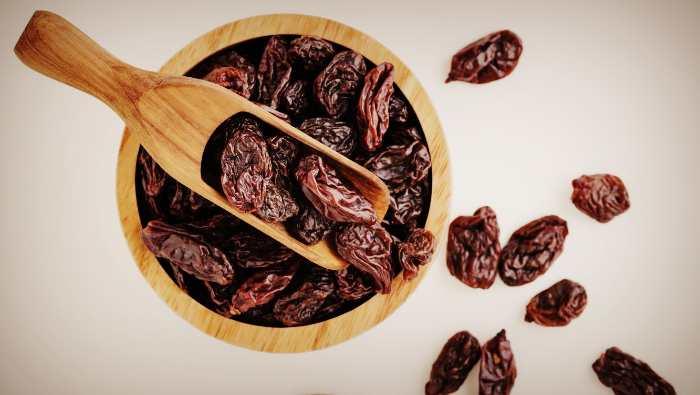 Рецепт для чистки печени с изюмом
