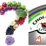 Диета при повышенном холестерине у женщин после 50 лет
