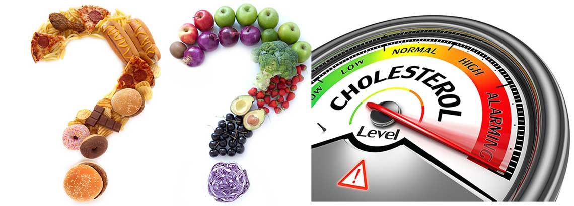 Холестериновая диета при бляшках в сосудах