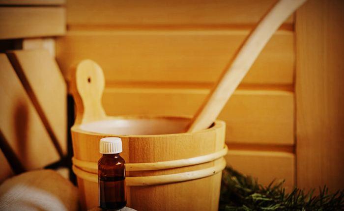 Эфирное пихтовое масло для банных процедур