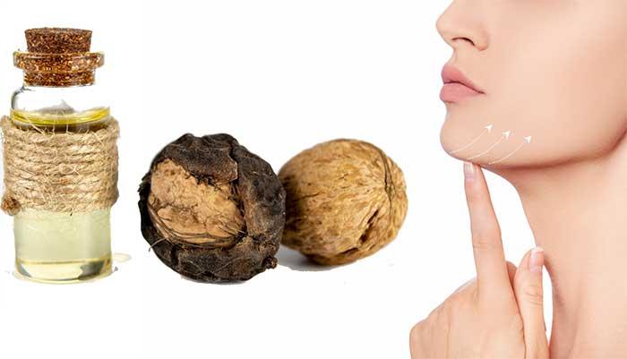 Применение масок для лица из грецких орехов