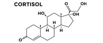 норма гормона у женщин кортизол