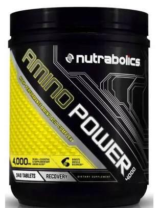 Amino Power Liquid (Weider)