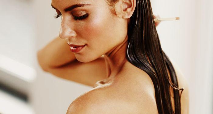 Маска кефирная от выпадения волос