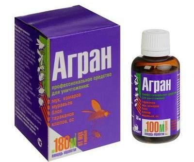 Агран - средство от паразитов