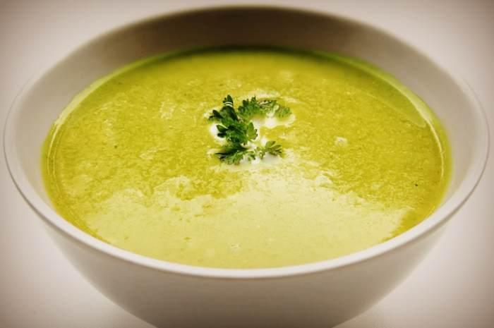 Суп-пюре из сельдерея для похудения