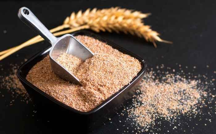 Как похудеть на пшеничных отрубях