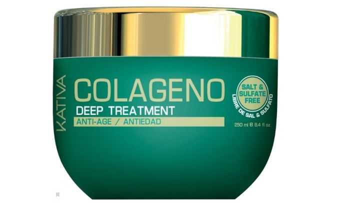 Kativa Collageno - интенсивный коллагеновый уход для всех типов волос