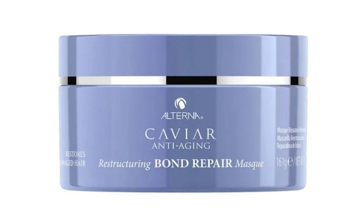 Alterna Caviar Anti-Aging Restructuring - маска мгновенного восстановления для волос