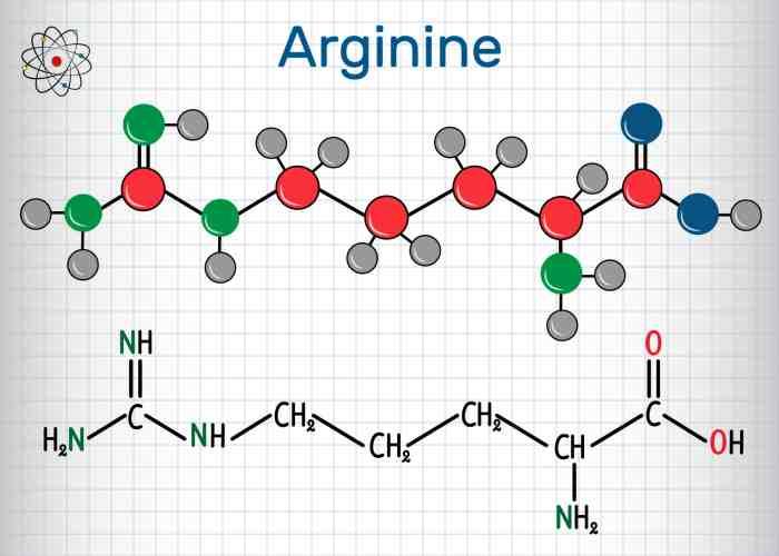 L-аргинин - содержание в продуктах, БАДы, инструкция