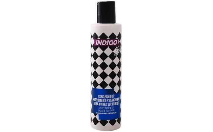 Indigo Style кондиционер Интенсивное увлажнение Аква-фитнес для волос