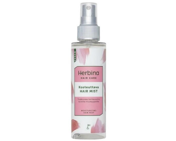 Herbina Спрей для волос увлажняющий Kosteuttava Hair Mist