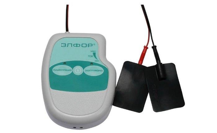 НЕВОТОН аппарат для гальванизации и электрофореза Элфор